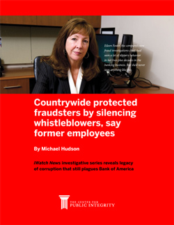 The Great Mortgage Coverup: Countrywide protected fraudsters by silencing whistleblowers, former employees say