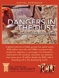 Danger in the Dust: Inside the global asbestos trade