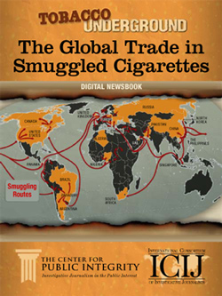Tobacco Underground: The global trade in smuggled cigarettes